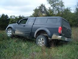 Camper Shell For Nissan Frontier - Survivalist Forum