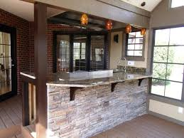 Patio Wet Bar Ideas by 8 Best Bars Images On Pinterest In Kitchen Stacked Stones And