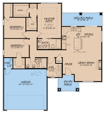 104 Contemporary Modern Floor Plans Nelson Design Group House Plan 5226 Jasmine Manor House Plan