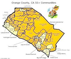 Counties In Map Of Orange County Ca City Information Unincorporated Areas X California State With And Northern