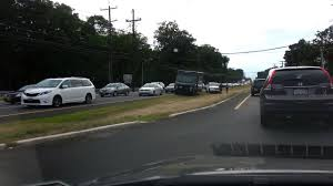 100 Ups Truck Accident UPS Truck Accident 202 Northbound Bridgewater NJ 8315 YouTube