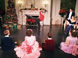 The Island Moving Company Is Performing Newport Nutcracker At Rosecliff November 25 27 And