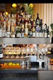 elderflower gimlet at happy hour ella dining room and bar