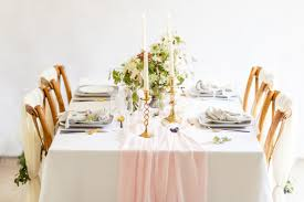Modern Romantic Wedding Decor Inspirations With Blush Pink ... Modern Wedding Room Kitchen Decoration Centerpieces Xmas Universal Removable Washable Elastic Cloth Stretch Chair Cover Slipcover 20 Colors Available Home Ding Hotel Banquet Party Decorations Nibesser Covers Set Of 6 Spandex Slipcovers Protector Seat For Wedding Ding Room Franciacorta Italian Details About Fit Stool Table Ideas Southern Living Printed Hl Timber Dark Rustic The Imperial Short Vintage Style Floral D This App Is Like An Airbnb Fding Venues