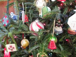 Christmas Tree Cataract Seen In by Stitching Foolishness December 2014