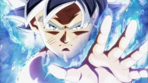 Dragon Ball Super Reveals Gokus New Form Ultra Instinct