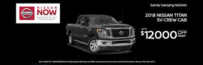 100 Florida Truck Sales Sandy Sansing Nissan Nissan Dealer In Pensacola FL