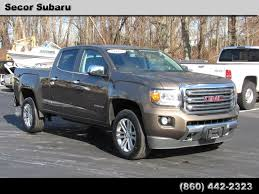 100 Used Gmc Truck 2015 GMC Canyon 4WD SLT For Sale New London CT Vin