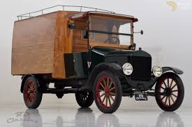 100 1920 Ford Truck Antique Model T Panel Wagon For Sale 9949 Dyler