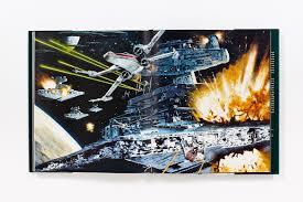 Star Wars Art Illustration Series Steven Heller Howard Roffman 9781419704307 Amazon Books
