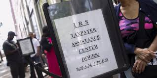 The IRS has hit a new low Business Insider