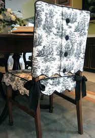 Dining Room Chair Back Covers This Is My Scalloped Edge