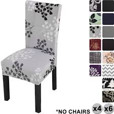 YISUN Modern Stretch Dining Chair Covers Removable Washable Spandex ... Shop Polyester Spandex Chair Covers Seat Slipcovers Protector For How To Make Arm Less Than 30 Howtos Diy Parson Design Homesfeed 12 Patterns Stretchable Ding Cover Print Slipcover To Amazoncom Tikami Wing 2piece Stretch Detail Feedback Questions About Modern Floral Pattern Tiyeres Prting Flower L Size Long Back Checked A Sofa Favorable Elegant Elastic Universal Home Loveseat Red Recliner Directors Butterfly 50 Banquet Wedding Reception Party