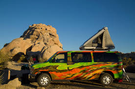 100 Truck Rental Santa Cruz Mavericks Campervan 4 Berth Campervan Van Life