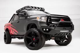 Custom Truck Spokane - Replacement Front & Rear Bumpers