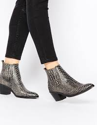 ankle boots are the hottest footwear property this season and