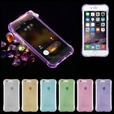 Aliexpress Buy Luxury Shockproof Transparent Clear Soft