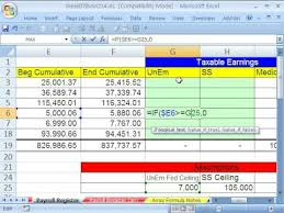 Ceiling Function Excel Example by Highline Excel Class 34 If Function Formula Payroll Formula Youtube