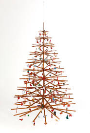 Tabletop Live Christmas Trees by Christmas Tree Alternatives Steel Paper Even Vinyl Decals
