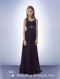 bill levkoff junior bridesmaid dress 77902