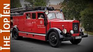 100 Old Fire Trucks The Top Ten Coolest YouTube