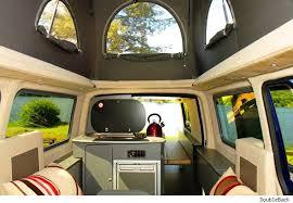 Video Amazing sliding pod for VW Camper emerges AOL UK Cars