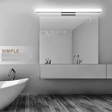 led spiegel scheinwerfer modern minimalistisch acryl