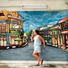 Big Ang Mural Location by Where To Find Street Art In Singapore Little India The
