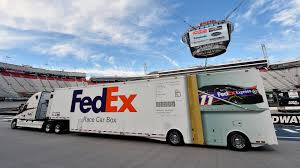 Denny Hamlin Ships His Car To Each NASCAR Race Using FedEx Frederick W Smith Academy Of Achievement Spotlight News Fedex Truck Tboned On River Road Trailer Technology Geofences Solarpowered Gps Tags And Yard Live Package Tracking System Youtube That Nolen Chick Fedex By Number Get And Track Cashprof Elds Privacy Will Quirement To Track Truckers Derail Dot Mandate Tnt Express Parks In Dtown Melbourne Australia Express Your Package Starterpack Starterpacks Amazon Leasing 40 Airplanes Make Deliveries Time Service For All Packages Wwwfedexcom Your Dangles From Bridge After Wreck Sw Virginia