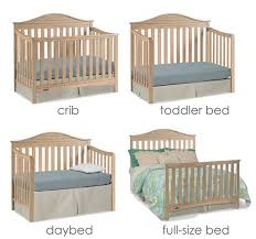 Side Crib Attached To Bed by Graco Harbor Lights 4 In 1 Convertible Crib U0026 Reviews Wayfair