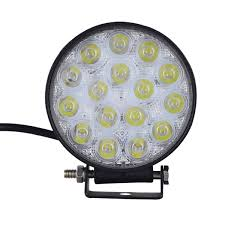 2Pcs GERUITE 48W LED Spotlight Round Car Lights For Truck SUV ... 5 Best Off Road Lights For Trucks Bumpers Windshield Roof To Fit 10 16 Volkswagen Amarok Sport Roll Bar Stainless Steel 8 Online Shop New Led Offroad Lights 9 Inch Round Spot Beam 100w Square Led Driving Work Spot 12v 24v Ip67 Car 04 Duramax Unity Spotlight Install Dads Truck Youtube 4 Inch 27w Led 4x4 Accsories Spotlights Images Name G Passengers Sidejpg Views How To Install Rear F150 Cree Reverse Light Bars F150ledscom Amazoncom Light Bars Accent Lighting Automotive This Badass Truck Came In For Our Fleet Department Rear Facing 30v Remote Control Searchlight 7inch 50w
