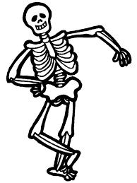 Halloween Skeleton Clipart 1224817