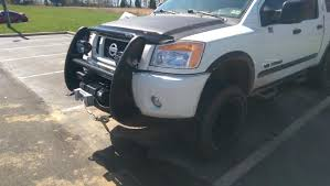 IronCross Installed! - Nissan Titan Forum Iron Cross 1518 Gmc Sierra 23500 Winch Front Bumper With Grille Escape Ordinary With Automotive Sidearm Steps 2018 Bull Replacement How Sturdy Dodge Cummins Diesel Forum 40516 Low Profile 62018 Chevrolet 19992016 F250 F350 Rear Iro2142599 Hd Raw Auto Silverado 1500 Bumper Performance Truck Welcome To American Made Bumpers And Step For Sale Bumsuperstorecom Amazoncom 9998 Series Side Big Boy Toys Things Build