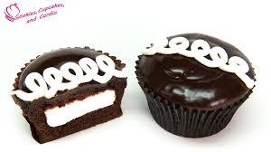 How To Make Hostess Cupcakes