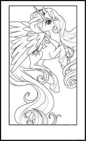 My Little Pony Coloring Pages Printable For Kids In This Page You Can Find Free Lot Of Collection