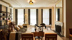 100 Lofts In Tribeca A Modern Apartment Where Eclecticism Reigns Architectural