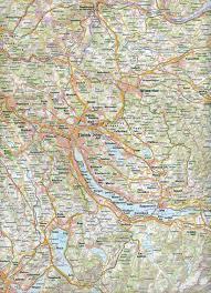 konstanz umgebungskarte mit satellitenbild 1 250 000 in