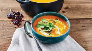 Spicy Pumpkin Butternut Squash Soup by Spicy Chipotle Butternut Squash Soup Recipe Clean Eating Magazine