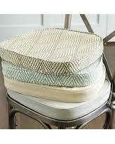 Walmart Gripper Chair Pads by Dining Chair Furniture Cushions Bhg Com Shop