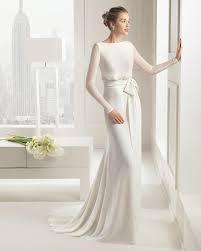 discount 2015 ivory chiffon bridal dress long sleeve a line court