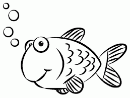 Lock Screen Coloring Fish Pages Printable With Free