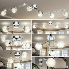 büromöbel led design spot wand decken le leuchte alu glas