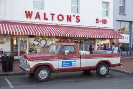 100 Sam Walton Truck Walmarts Arkansas Hometown Is A Mecca For LuxuryHome Buyers WSJ
