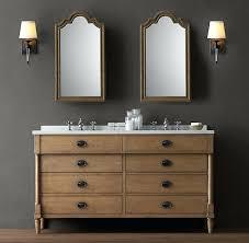 Restoration Hardware Bathroom Vanity Single Sink by Vanities View Full Size Restoration Hardware Bathroom Vanity