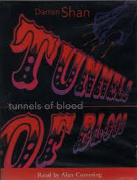 Tunnels Of Blood Ireland And UK Audio Cover Image