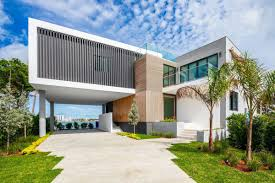 100 Miami Modern Modern Home On Biscayne Bay Asks 55M Curbed