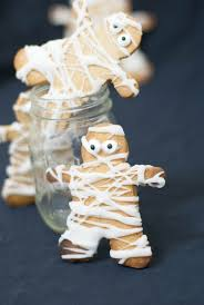 pate a biscuit facile recette biscuits momies en pâte à sucre