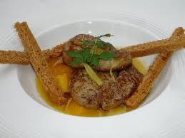 cuisiner un foie gras cru foie gras et mangue poêlés au monbazillac