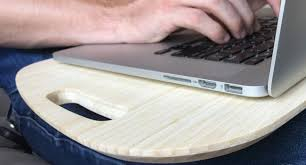 Amazon Padded Lap Desk by Comfy Pad Lapdesk By Iskelter Gadget Flow