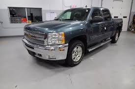 100 Used Chevy Truck For Sale 2012 Chevrolet Silverado 1500 LT Crew Cab 4WD Stock 16323